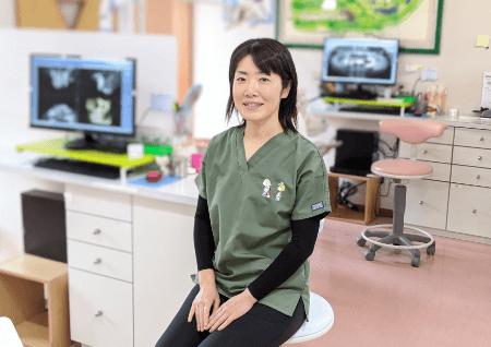 歯科医師 脇田 裕美(わきた ひろみ)非常勤